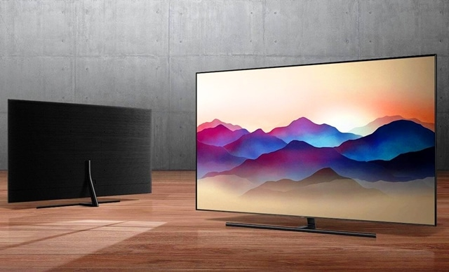 tv qd-led samsung