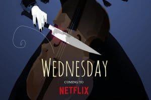Tim Burton réalisera la série Wednesday Addams pour Netflix