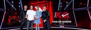 The Voice les KO : choix des candidats et tenue d'Amel, ce qu'il ne fallait pas rater