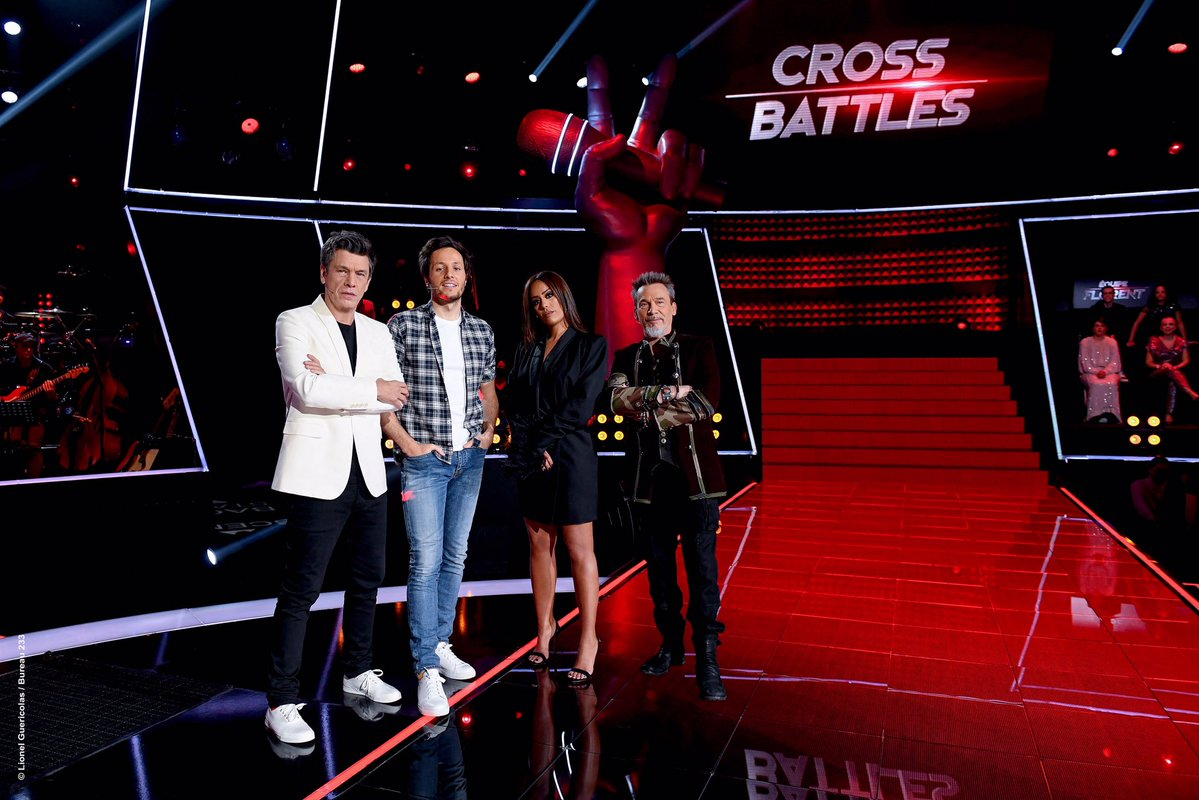 the voice-cross-battles