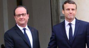 Emmanuel Macron : un SMS de lui où il aurait annoncé sa démission à François Hollande, dévoilé
