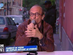 TPMP : Fabrice Di Vizio installé dans la rue après avoir refusé de se soumettre au pass sanitaire, participe à l'émission